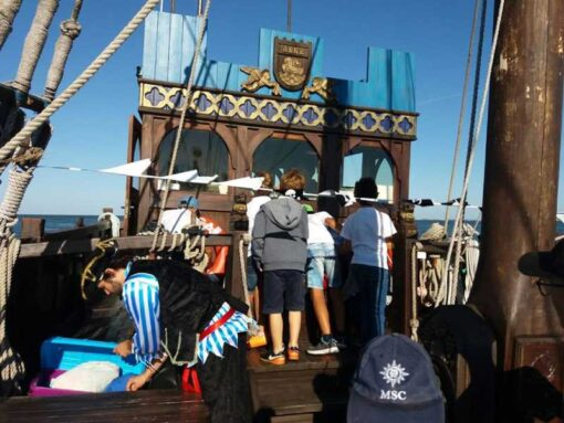Pirate Boat Lisbon Cruise