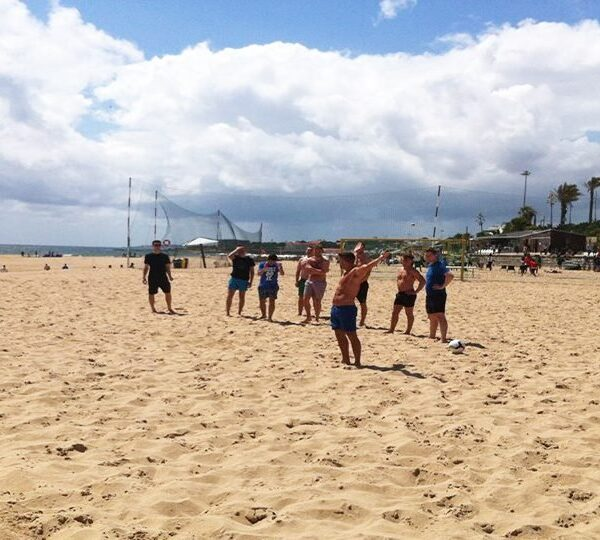 Beach Sports Day Lisbon Activities In Portugal