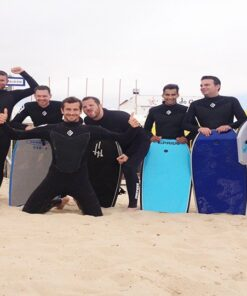 Body Board Lesson Lisbon