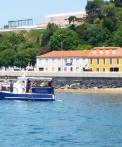 lisbon yacht hire with bbq