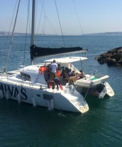 catamaran hire lisbon up to 10