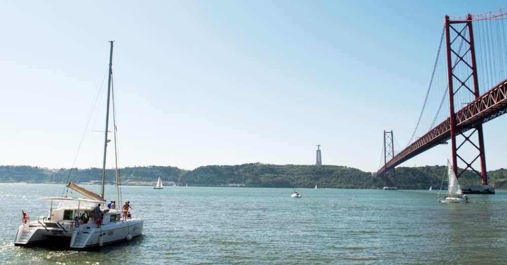 Lisbon Private Catamaran Hire