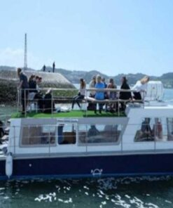 Boat Sailing Trip Lisbon Up To 40 Guests