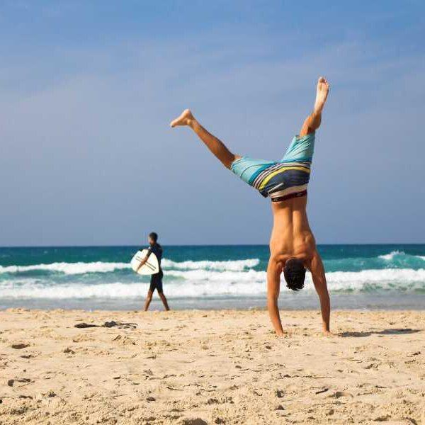 Beach Sports Day Lisbon