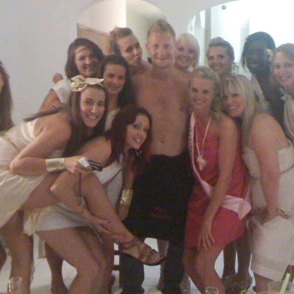 Lisbon Topless Butler
