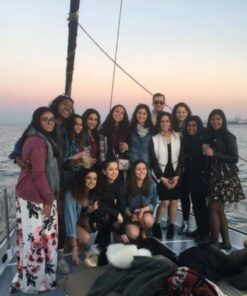 Lisbon Yacht Hire Groups Up 16 Guests