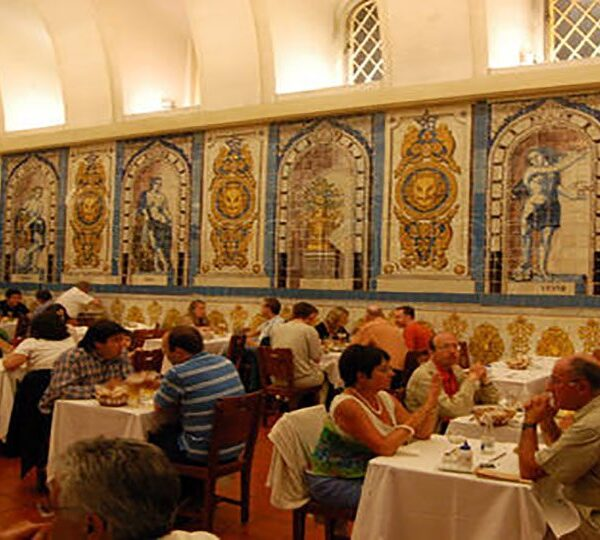 Group Meal Beer House Lisbon