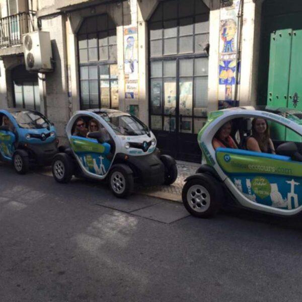 eco car tours lisbon