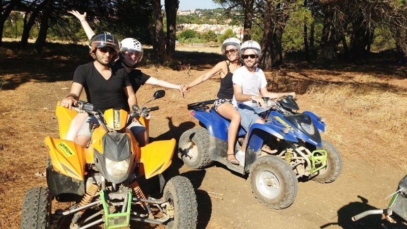 Quad Biking Cascais