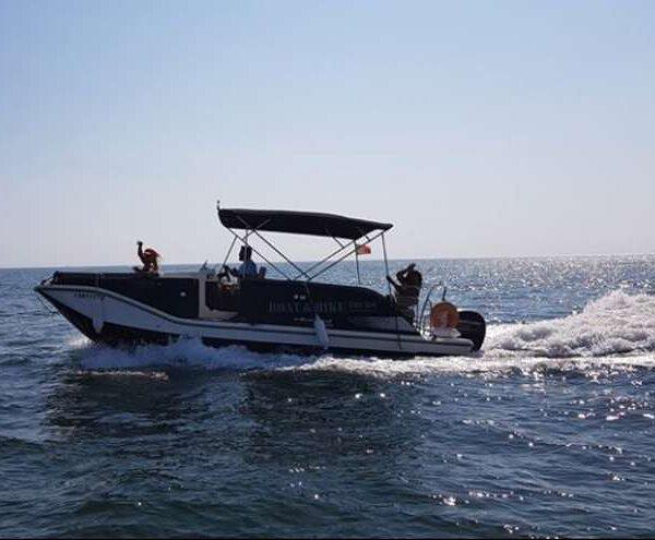 Bayliner Boat Cruise Cascais