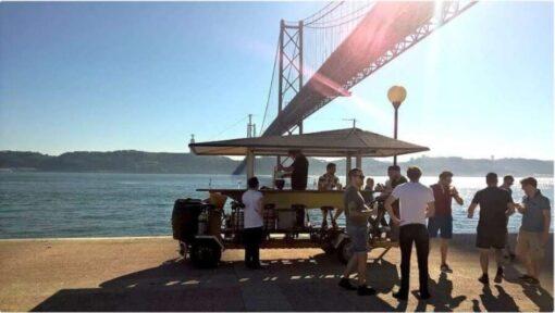 Beer Bike Lisbon