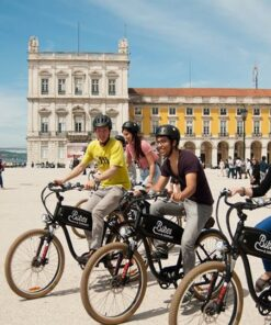 Lisbon Electric Bike Tour