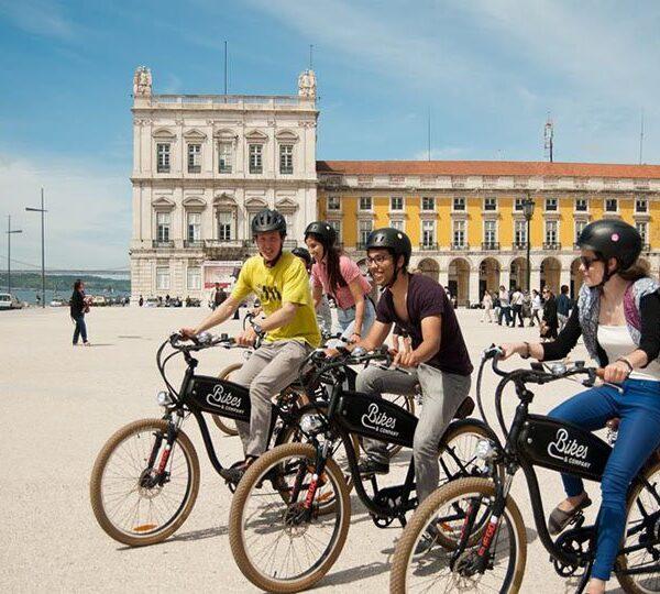 Lisbon Electric Bike Tour