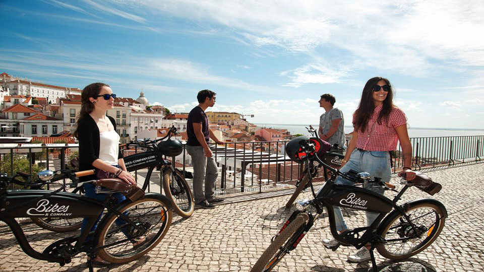 electric bike tour lisbon
