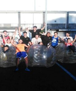 bubble football Albufeira