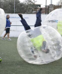 bubble football lisbon