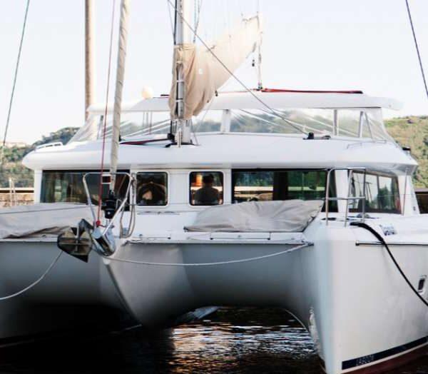 Catamaran Hire Cascais