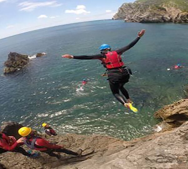 Lisbon Coasteering with transfer