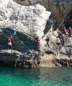 Lisbon Coasteering with Transfer Activities In Portugal