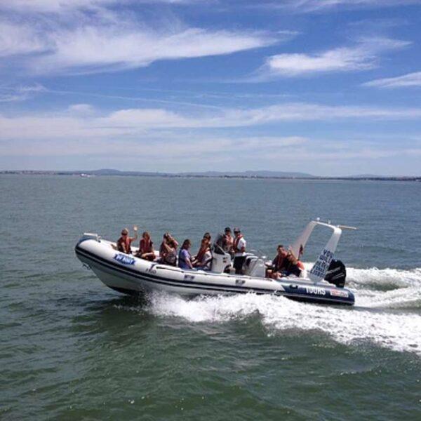 Cascais Fast Rib Hydrosport 740