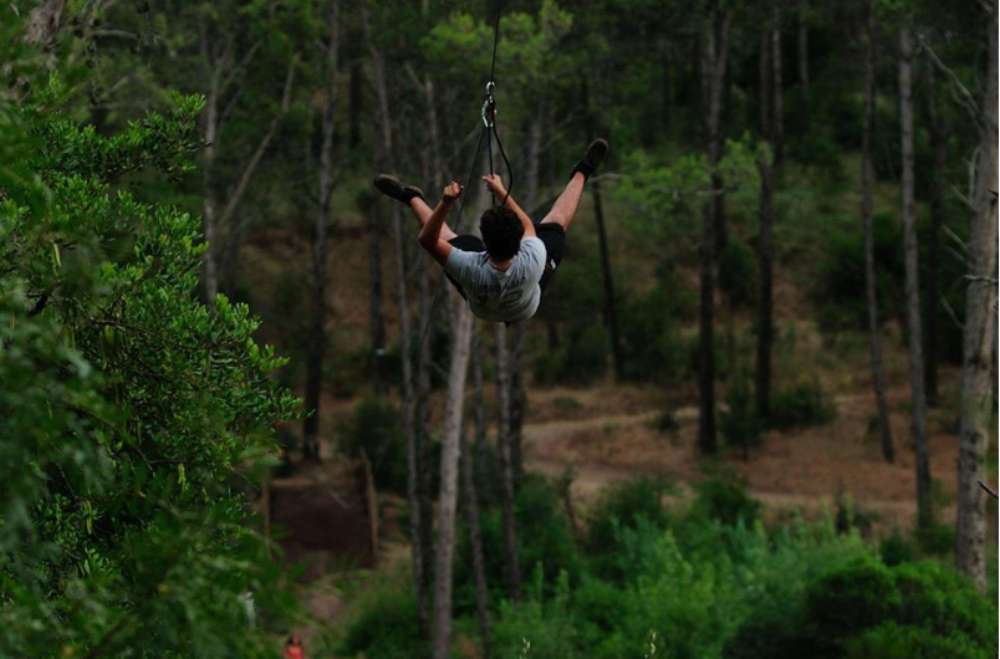 Lisbon High Ropes Activities In Portugal
