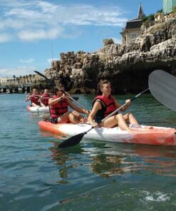 kayak tour cascais