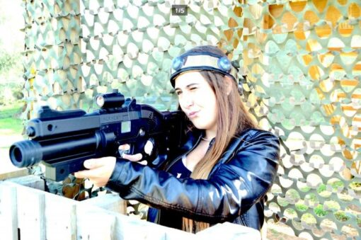 Laser Tag Cascais - Activities In Portugal