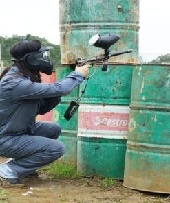paintball with transfer in cascais