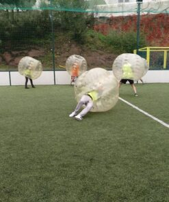 Bubble Football Activities In Portugal