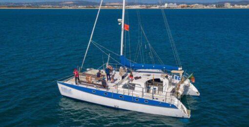 Vilamoura Catamaran Cruise