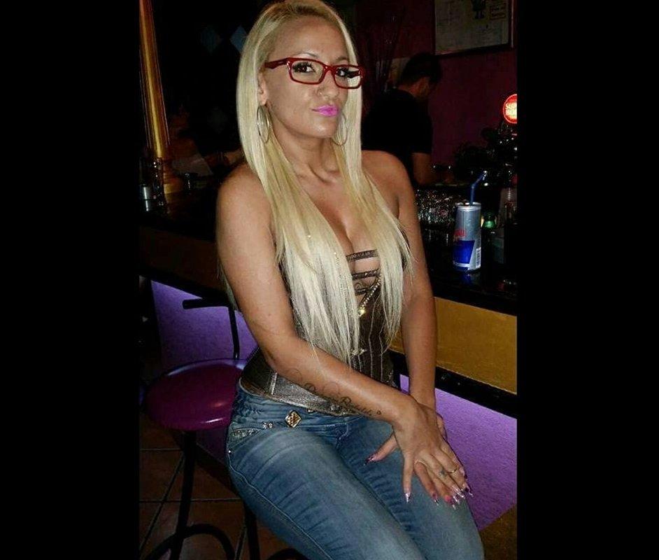 Black female stripper wild