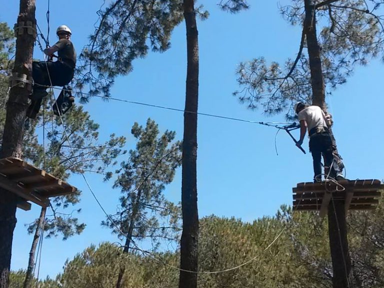 high ropes albufeira