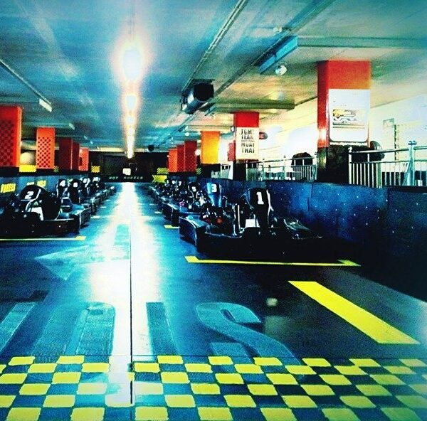 Indoor Karting Albufeira Activities In Portugal