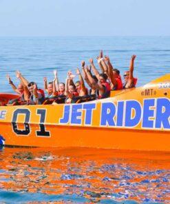 Jet boat Vilamoura