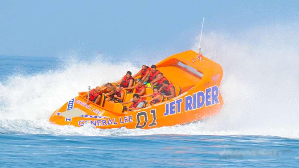 Vilamoura Jet Boat