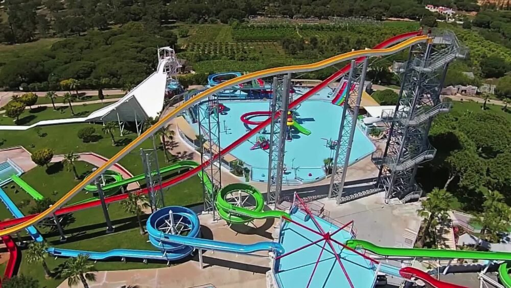 Water Park - Vilamoura - Activities In Portugal