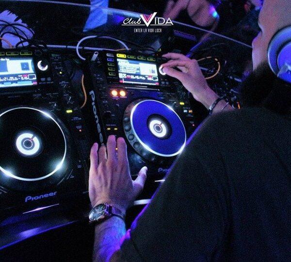 VIP Club Entry - Club Vida