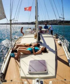 Yacht Hire Lisbon Up to 10 Guests