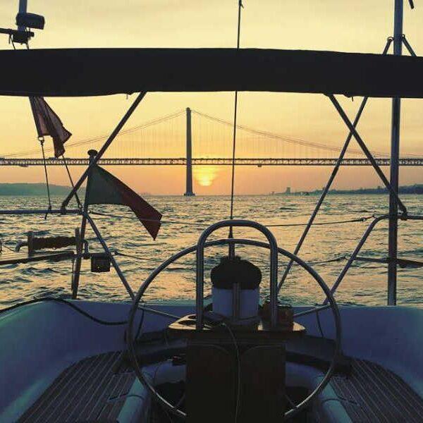 Small Sail Yacht Hire Lisbon