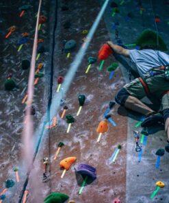 climbing wall lisbon
