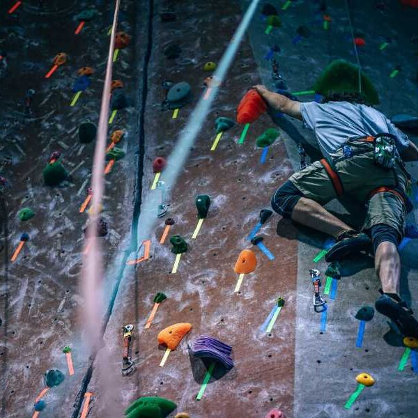 Lisbon Climbing Wall - Activites In Portugal