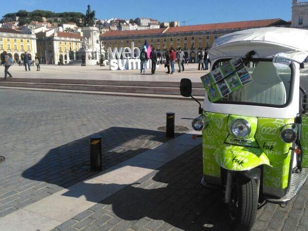 Tuk Tuk Eco Tour Lisbon Activities In Portugal
