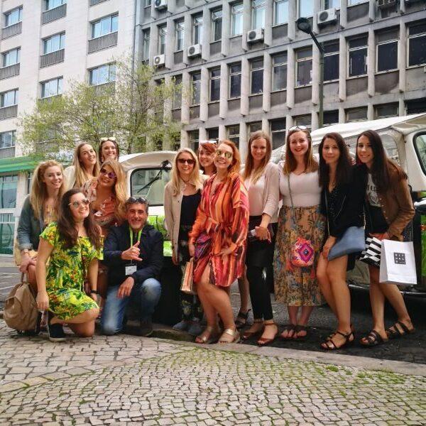 Tuk Tuk Tour Lisbon