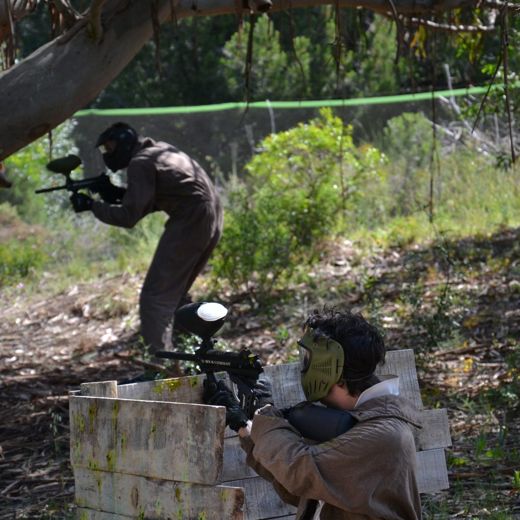 Paintball Albufeira Activitites In Portugal