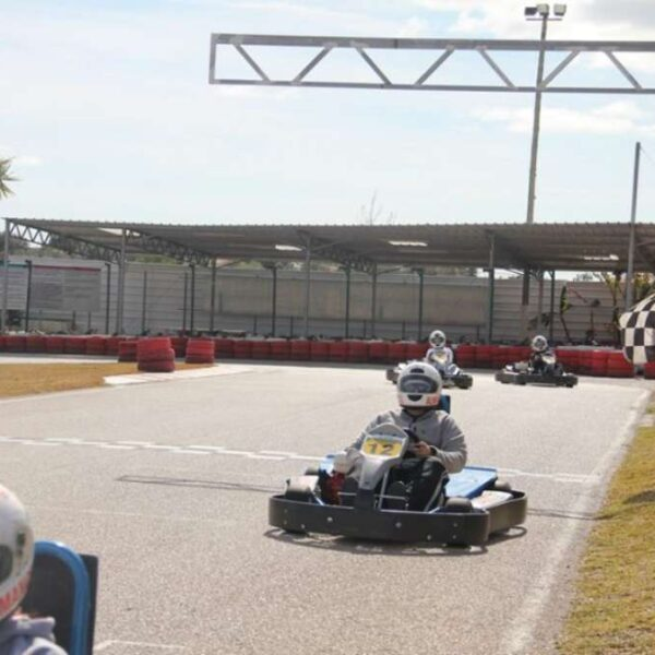 Go Karting with Transfer Algarve