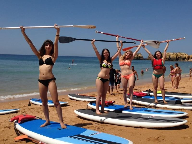 Stand Up Paddle Albufeira