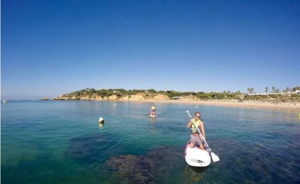 Bike & Paddle Tour Vilamoura