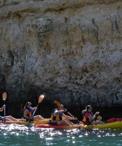 Kayak & Caves Tour Albufeira