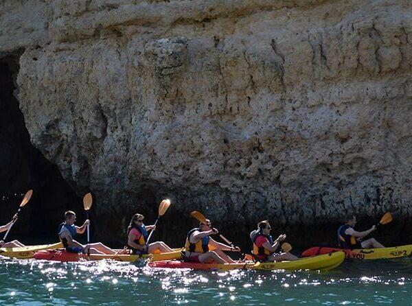 Kayak Tour Albufeira Activitites In Portugal
