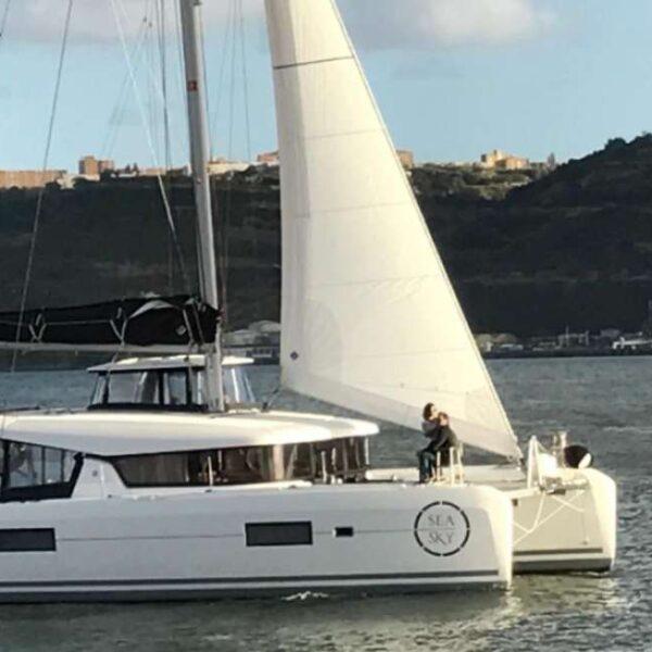 Catamaran Cruise Lisboa